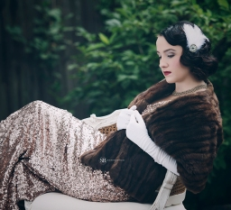 We love Vintage inspired sessions!